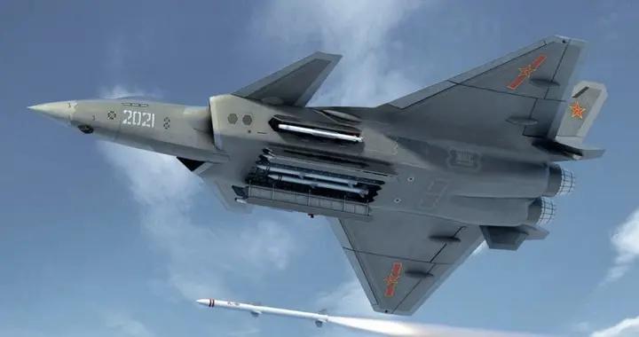 中国FC-31被山寨?印度五代隐身战机曝光:外形充满中国味道