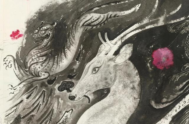 江苏省国画院|秦修平:一个人的神话