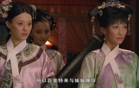 甄嬛传:淳儿侍寝回来,说皇上喜欢二龙戏珠,安陵容此时恨透甄嬛