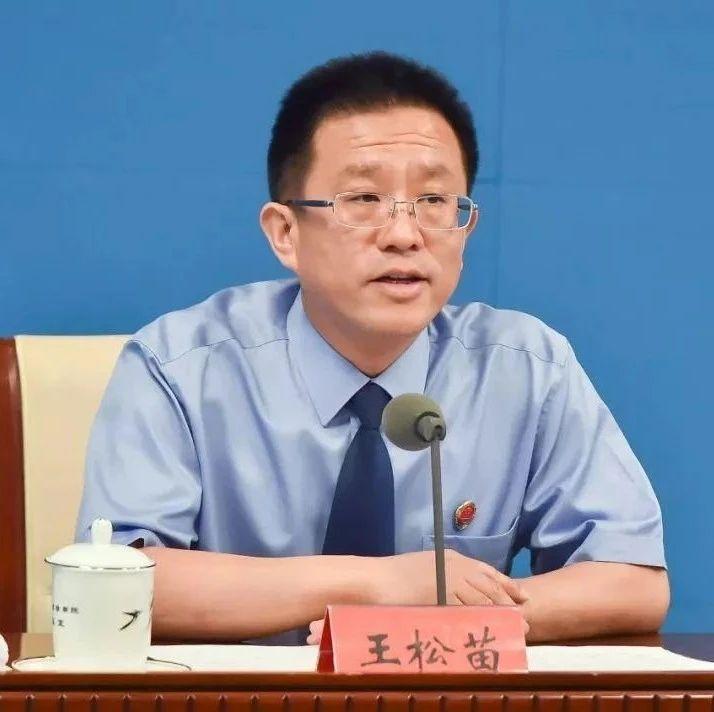 王松苗任中央政府驻港联络办秘书长,曾获中国新闻奖、韬奋奖