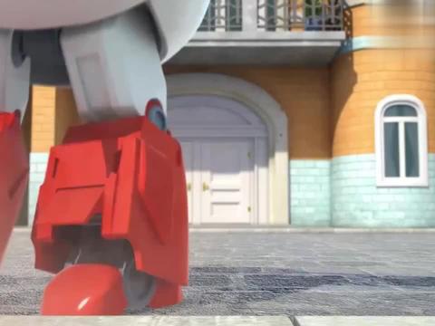 超级飞侠:乐迪送达包裹,莫里茨要参加表演,请乐迪当他的助手