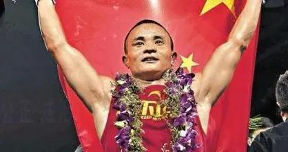 熊朝忠担任中国拳击大使