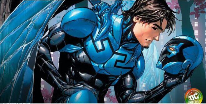 DC开发《蓝甲虫》电影 《魅力城市之王》导演执掌
