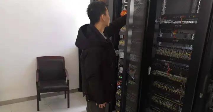 临江林区基层法院:守护网络安全,确保智慧法院建设