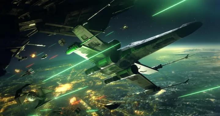 《星球大战:战机中队》即将加入EA Play