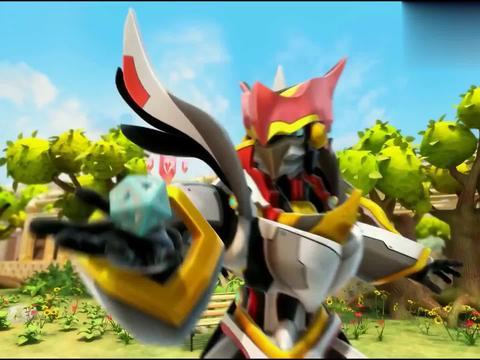 猪猪侠:幻影突然出现,一招就控制火焰鹤和冰封鹿,咋这么厉害?