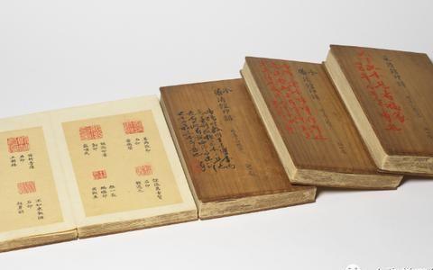 展品介绍|韩天衡先生谈《承清馆印谱》