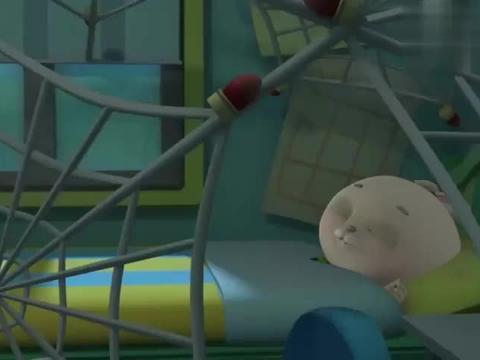 帮帮龙:韦斯冒充圣诞老人送礼物给保罗,弄响他设下的铃铛陷阱