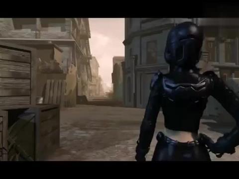 卡特瞬步偷袭凯特琳,却一头撞在了墙上,杰斯对蕾娜疯狂发射炮弹