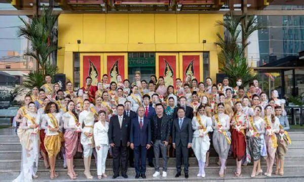 """63国美女顺利完成隔离,将在泰国竞逐""""国际万国小姐""""桂冠"""