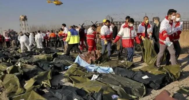 不满伊朗空难报告 加拿大将公布自行调查报告