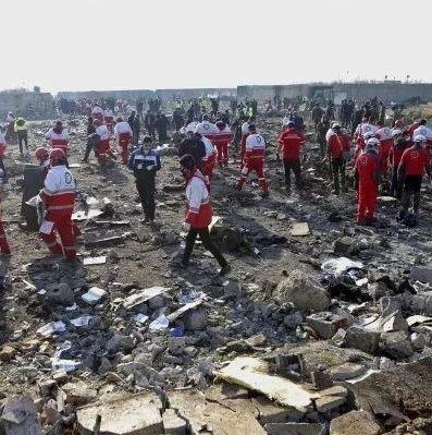 伊朗发布乌航空难最终报告,加拿大不认