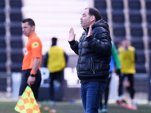 官方:昂热主帅莫林赛季结束后离任