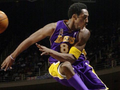 【体育新闻报】出道前电翻老前辈Kobe传奇生涯起点