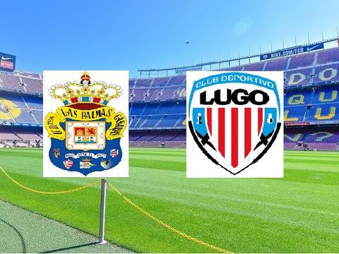 西乙:拉斯帕尔马斯vs卢高 足球联赛