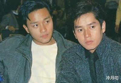 """1985年,蔡枫华说张国荣""""一时的光辉,未必永恒"""",看来他说错了"""