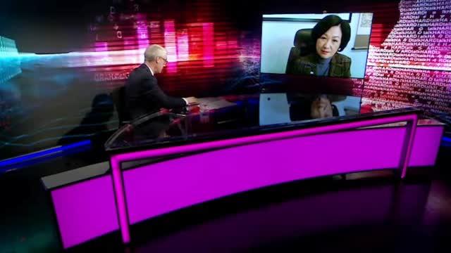 叶刘淑仪再战BBC:主持人借新疆攻击中国被连续反问怼到原形毕露
