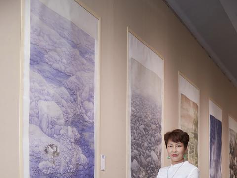 「画作美图」清淡雅致,中国美术家协会会员杨东风作品欣赏
