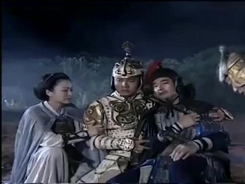 罗艺临死将燕云十八骑交于罗成,一代名将就此陨落,实在可惜