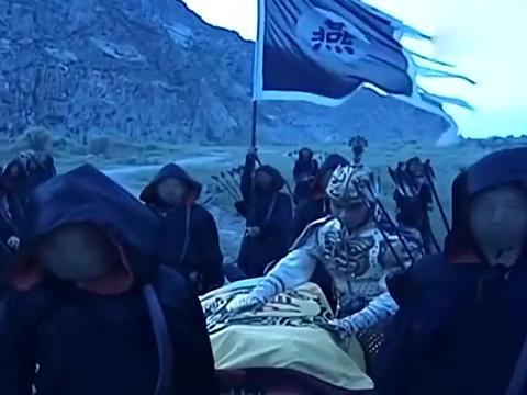 罗成下令把罗艺尸首送往大漠安葬,立墓后燕云十八骑就地解散!