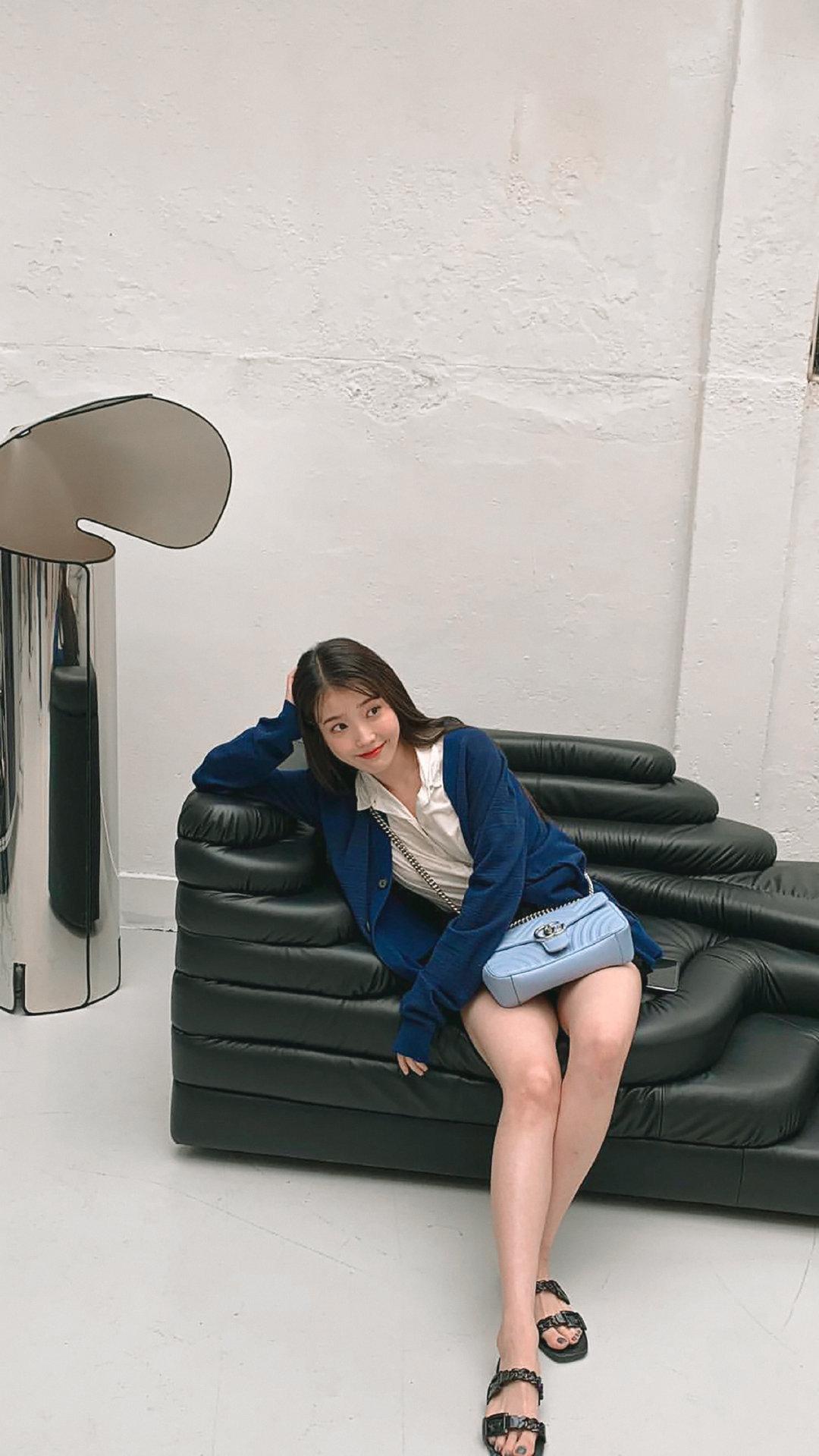 IU李智恩  漂亮的小姐姐谁不爱呢?