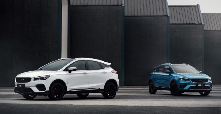 预售8.67万起,90后首款SUV,帝豪S将于4月26日上市