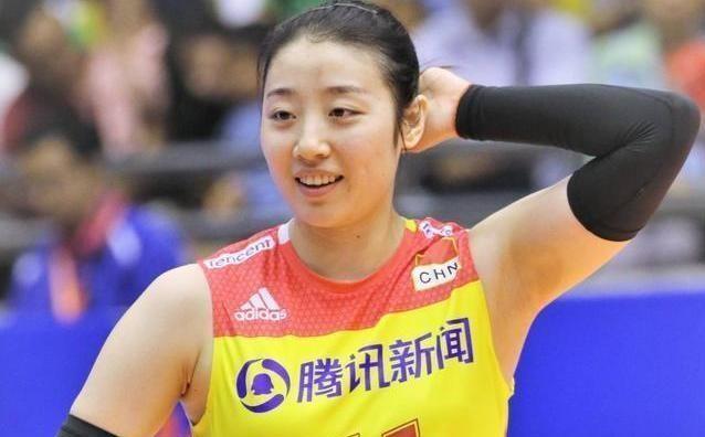 有说东京奥运会郎导放弃替补二传姚迪,提拔梅笑寒上位,想多了!
