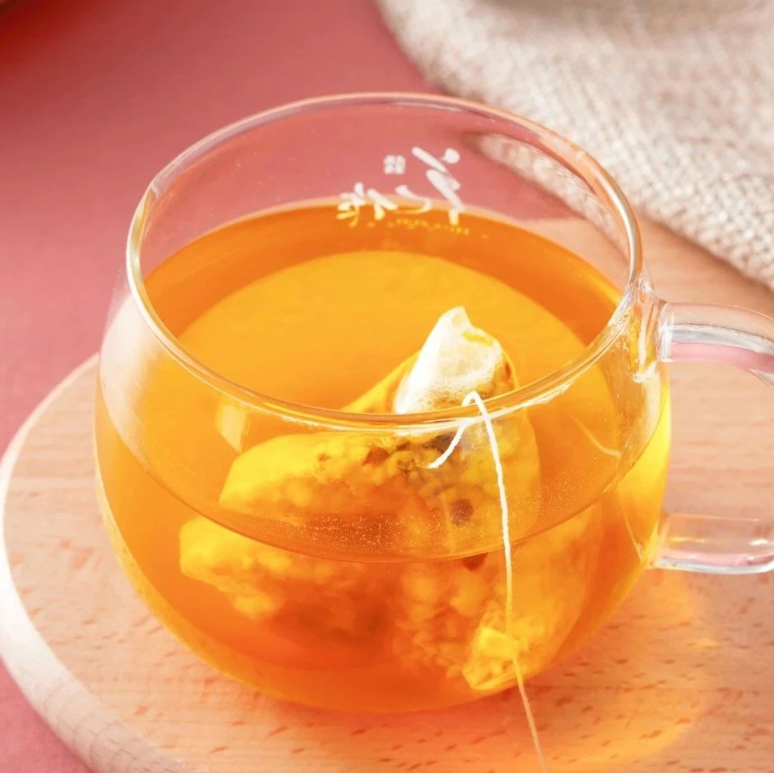 赤小豆、薏米等11种食材,做成一袋茶,一泡喝上一整天!