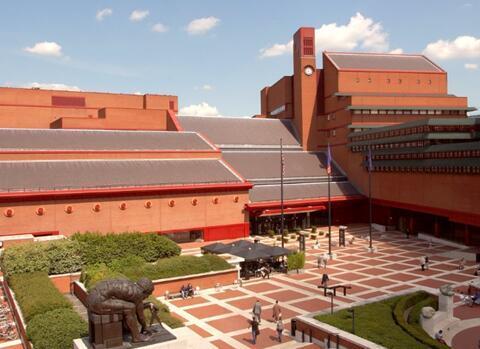 """""""大英图书馆·世界像素""""即将开启人类文化艺术的知识宝库"""