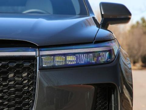 33w的真7座车,三排空间宽敞,和宝马X5一样大气,用户满意度很高