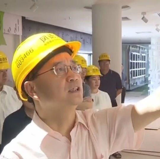 张爱军率队到梅江区梅县区调研 用心用情用力加快项目建设
