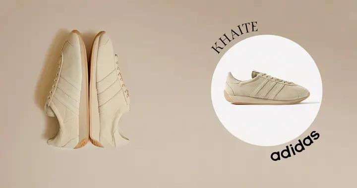 最优雅的波鞋,Khaite x adidas每个细节让人无法自拔