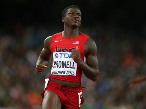 20秒24,25岁田径世锦赛季军追平200pb,布罗梅尔20秒62获第七