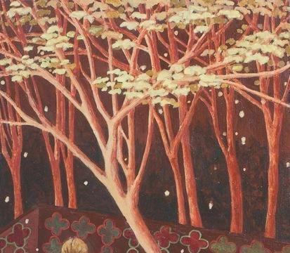生活的叙事,英国画家Kate Montgomery绘画作品