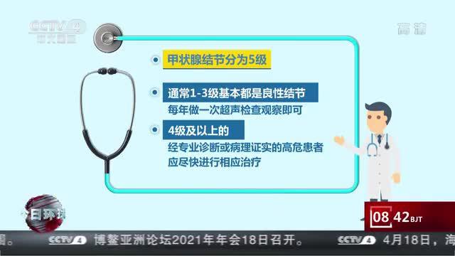 体检查出结节 会癌变吗? 体检最易查出甲状腺、乳腺和肺结节