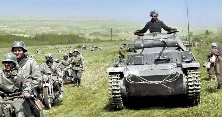 轻骑兵能压过重骑兵成为主流,为何二战的轻型坦克不如重型坦克?