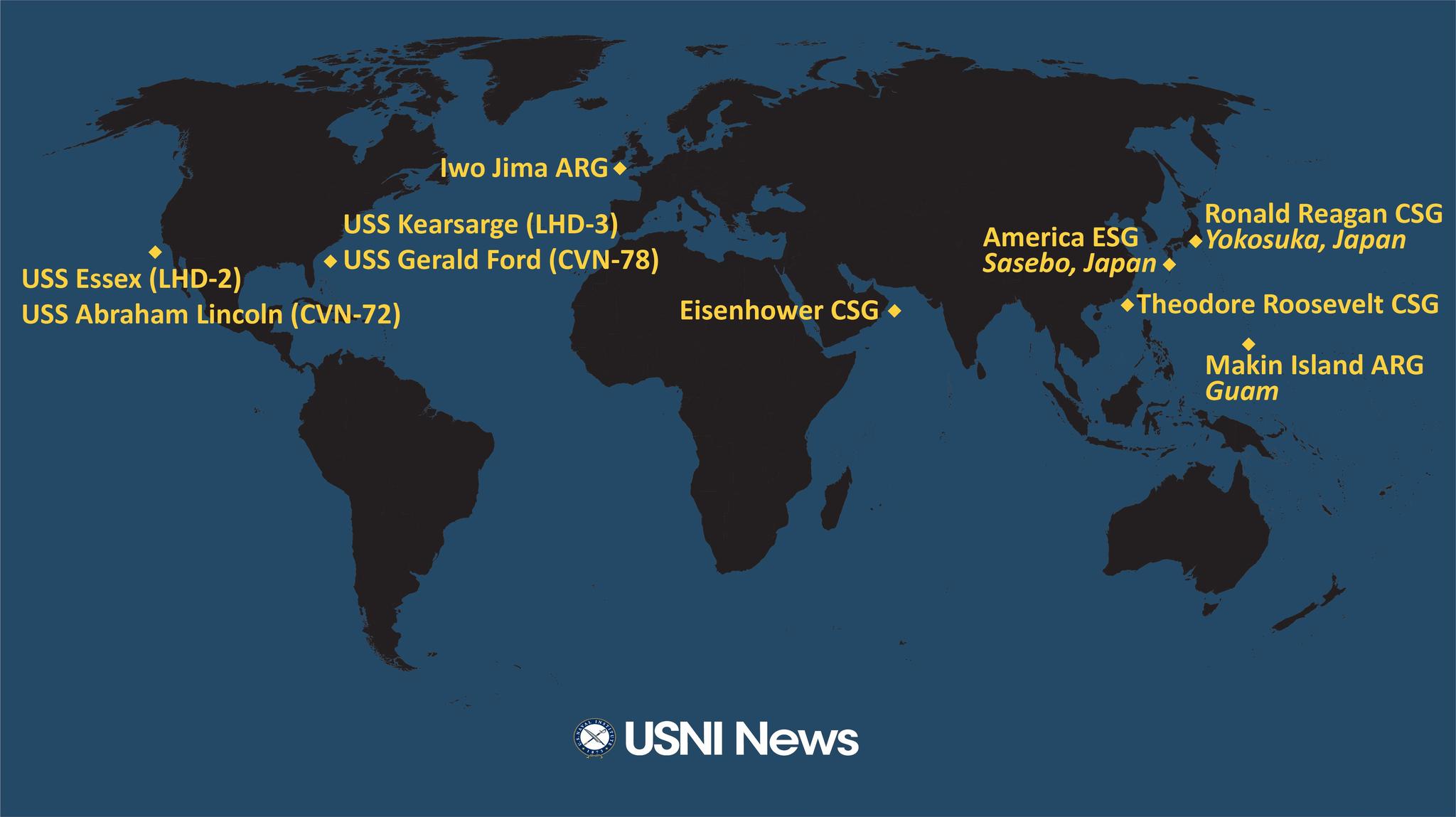 图源:USNI News