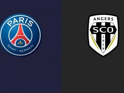 巴黎vs昂热首发:内马尔、迪马利亚出战,姆巴佩替补
