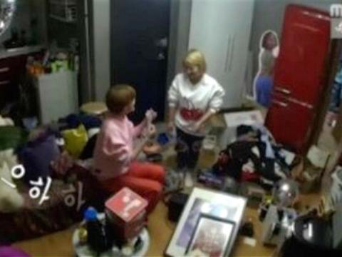 朴娜莱连续搬家四次,房租也涨到了1000万韩元