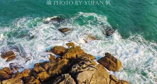 汕尾南海观音寺,历史悠久,海景壮美,是汕尾旅游必打卡之处