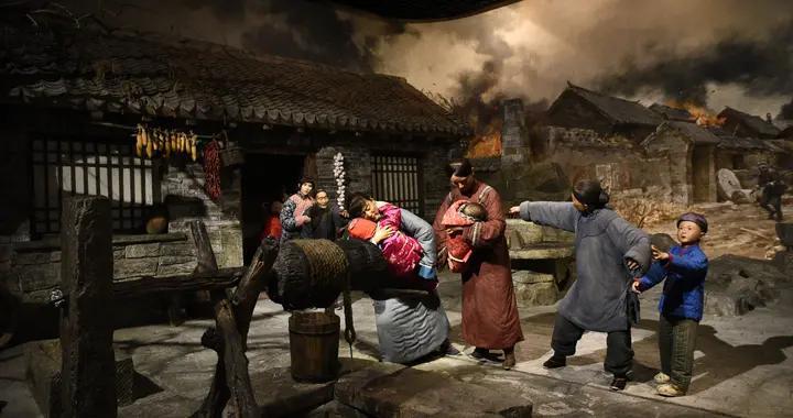 刘公岛,中日甲午战争的战场,更是中华儿女一定要牢记的国耻