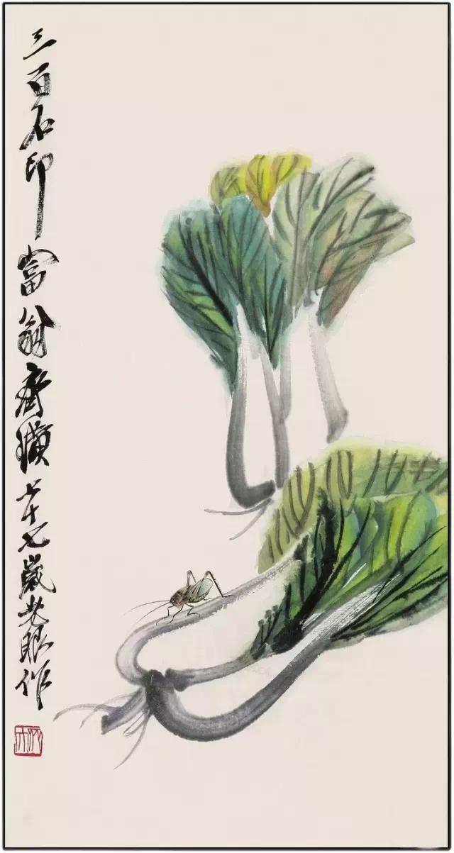 中国美术家协会先后由 1、齐白石,2、何香凝,3、江丰……