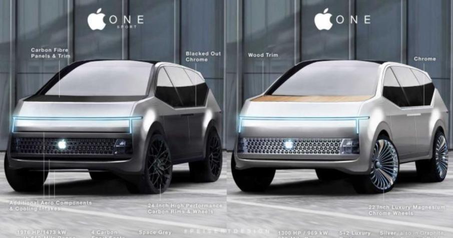 比特斯拉更漂亮,苹果汽车终于来了,续航过千支持L5自动驾驶(图3)