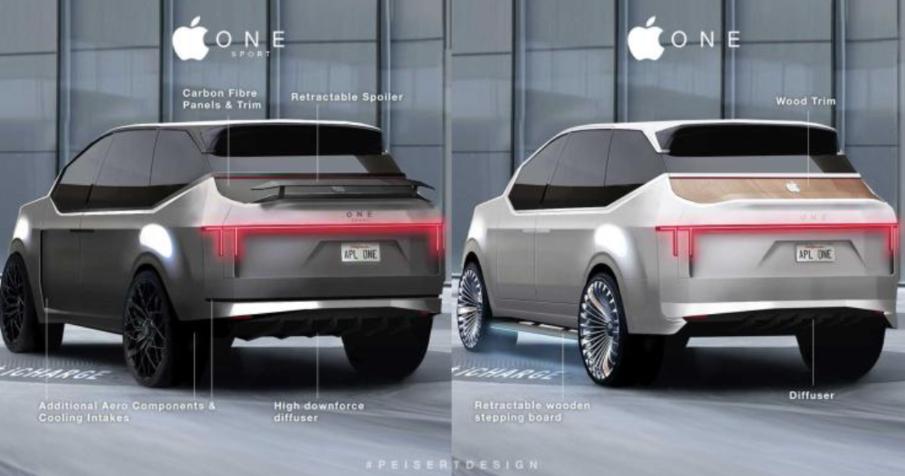 比特斯拉更漂亮,苹果汽车终于来了,续航过千支持L5自动驾驶(图4)