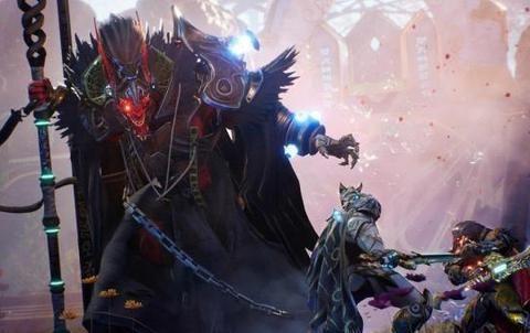 PS5 平台护航作《众神陨落 Godfall》竟然有迹象降级登录 PS4