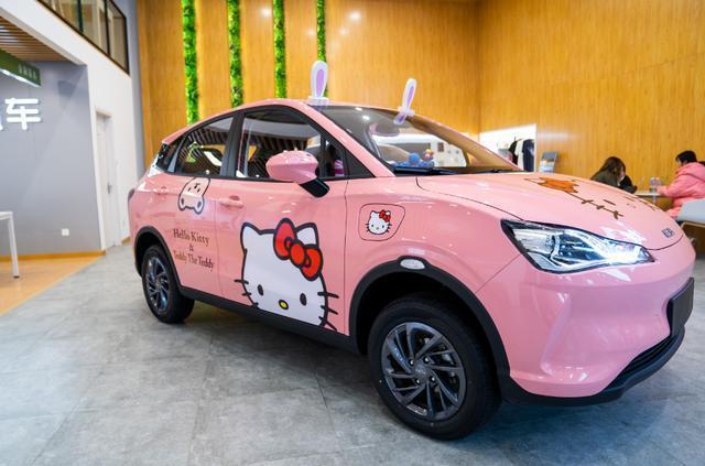 女性的钱太好赚了?Hello Kitty版的哪吒是否会受到女性偏爱?(图1)