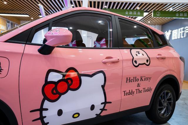 女性的钱太好赚了?Hello Kitty版的哪吒是否会受到女性偏爱?(图3)