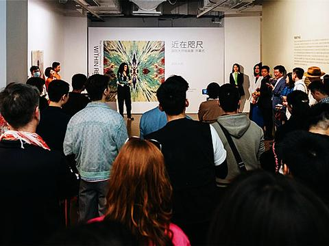 近在咫尺——国际大师版画展在今日美术馆举行
