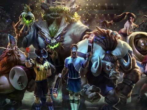 英雄联盟:英雄诸多外号的来由,带你揭开未解之谜
