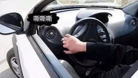 原地打方向会伤车,是真的吗?老司机:你怎么不抬着走(图1)